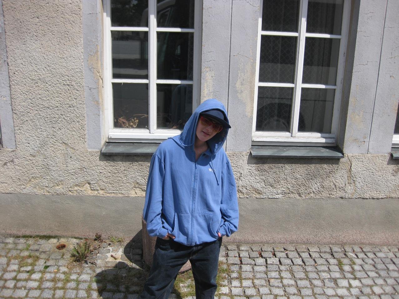 Die coolste Hopperin aus ganz Sachsen