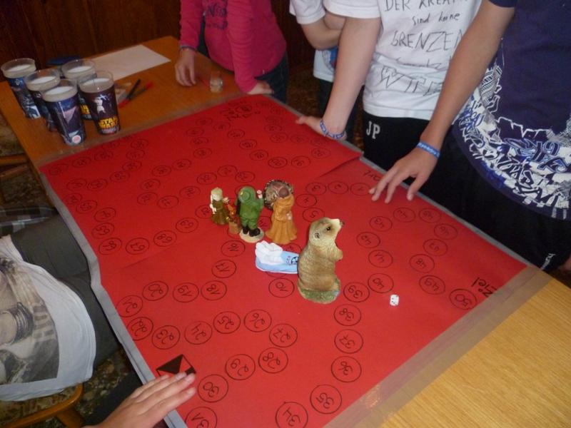 Das HabenHoernchen dient als Spielfigur