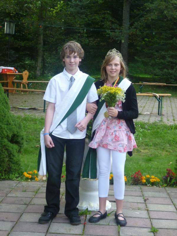 Patric und Emiliy