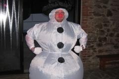 Unser Schneemann